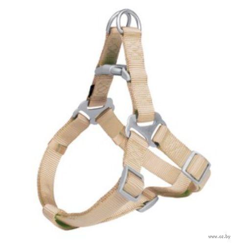 "Шлея для собак ""Premium Harness"" (размер XS-S, 30-40 см, бежевый, арт. 20435)"