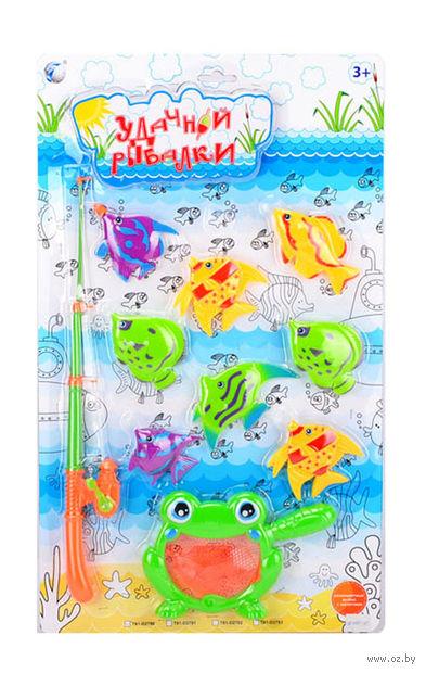 """Игровой набор """"Удачной рыбалки"""" (арт. 5501-51)"""