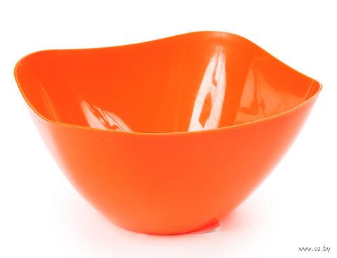 """Салатник """"Funny"""" (2 л; мандарин) — фото, картинка"""