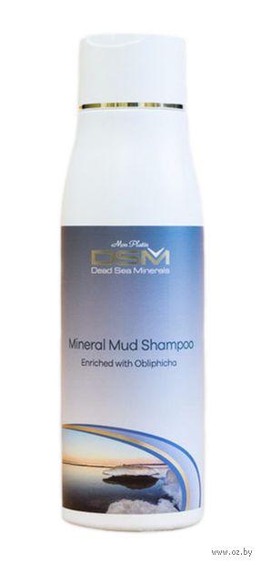 """Шампунь для волос """"DSM. Грязевой с облепиховым маслом"""" (300 мл) — фото, картинка"""