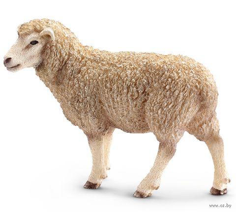"""Фигурка """"Овца"""" (6 см; арт. 13743) — фото, картинка"""