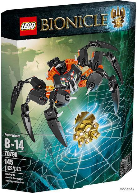 "LEGO Bionicle ""Лорд Паучий Череп"""