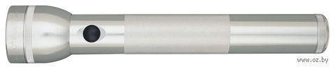 Фонарь MAG-lite S3D (silver; блистер) — фото, картинка