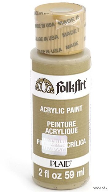 "Краска акриловая ""FolkArt. Acrylic Paint"" (гравий, 59 мл; арт. PLD-02251)"