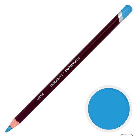 Карандаш цветной Coloursoft C330 (голубой)