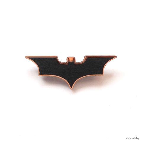 """Значок деревянный """"DC. Бэтмен"""""""