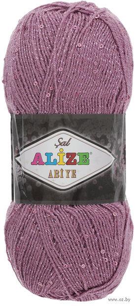"Пряжа ""ALIZE. Sal Abiye №28"" (100 г; 410 м; сухая роза) — фото, картинка"