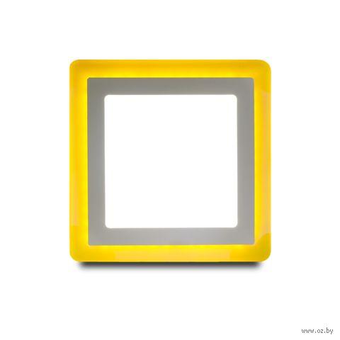 Светильник встраиваемый (LED) DLB Smartbuy-13w/3000K+B/IP20 — фото, картинка