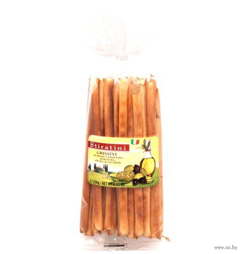 """Палочки хлебные """"Grissini. Оливковое масло"""" (250 г) — фото, картинка"""