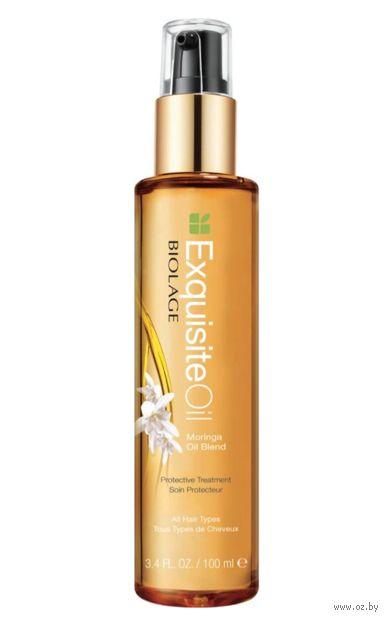 "Масло для волос ""Biolage Exquisite Oil"" (100 мл) — фото, картинка"