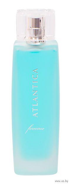 """Парфюмерная вода для женщин """"Atlantica femme. Alpha and Omega"""" (100 мл) — фото, картинка"""