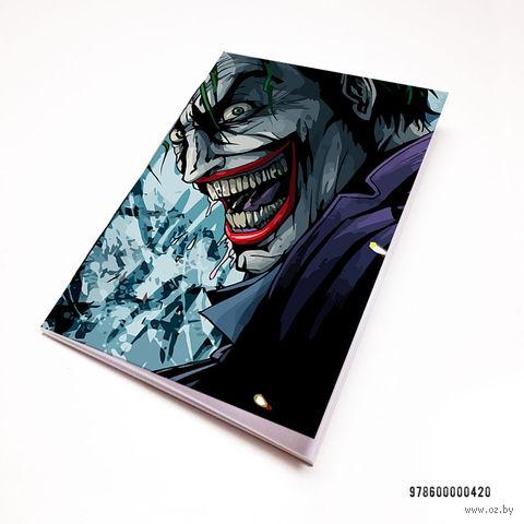 "Блокнот белый ""Джокер"" А7 (420)"