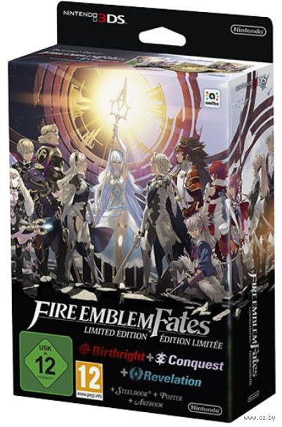 Fire Emblem Fates: Особенное издание (3DS)