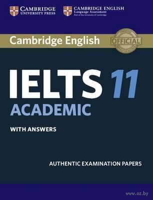 IELTS 11. Academic Student's Book with Answers — фото, картинка