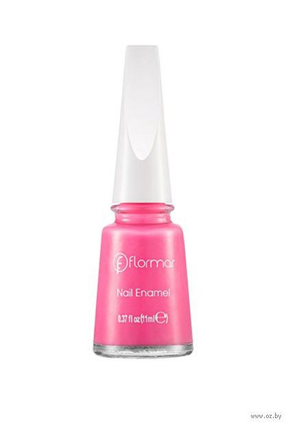 """Лак для ногтей """"Nail Enamel"""" (тон: 475, charming pink) — фото, картинка"""