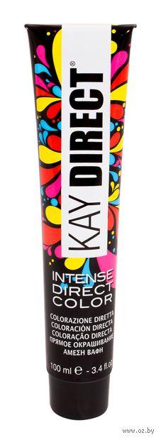 """Краситель для волос """"Прямого действия. Kay Direct"""" тон: пастель зеленый — фото, картинка"""