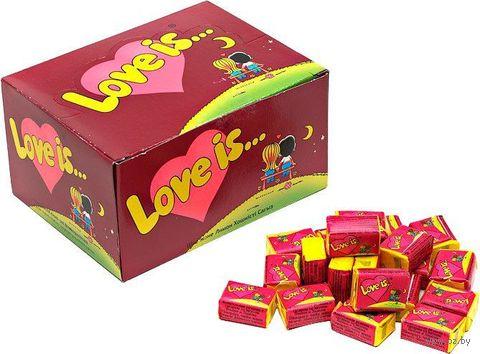 """Набор жевательной резинки """"Love Is. Вишня-лимон"""" (420 г) — фото, картинка"""