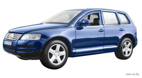 """Модель машины """"Bburago. Bijoux VW Touareg"""" (масштаб: 1/24)"""