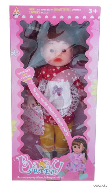Музыкальная кукла (арт. BR-90) — фото, картинка