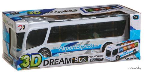 "Игрушка ""Автобус 3D Dream Bus"" — фото, картинка"