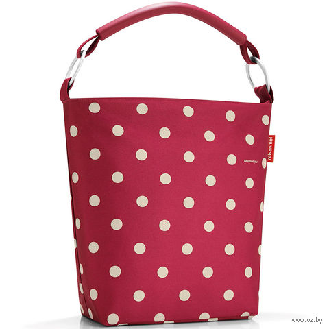 "Сумка ""Ringbag"" (L, ruby dots)"