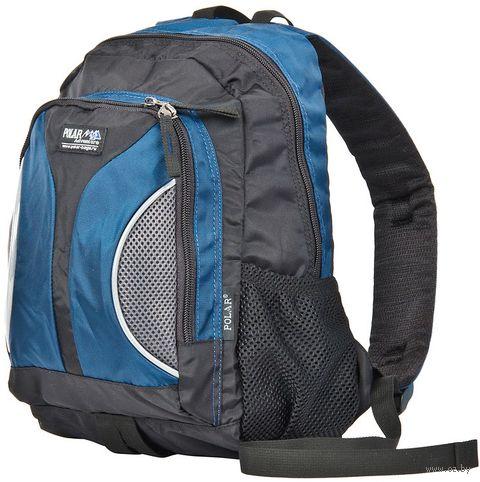 Рюкзак П1297 (12 л; синий) — фото, картинка