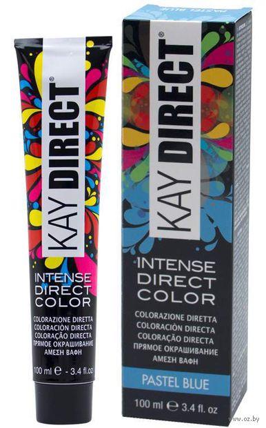 """Краситель для волос """"Прямого действия. Kay Direct"""" тон: пастель голубой — фото, картинка"""