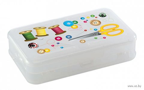 Ящик для хранения с крышкой (22,5х13,5х5,3 см) — фото, картинка