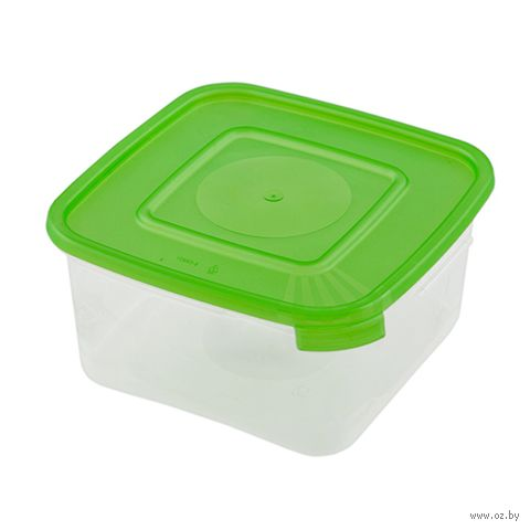 """Контейнер для хранения продуктов """"Каскад"""" (0,46 л) — фото, картинка"""