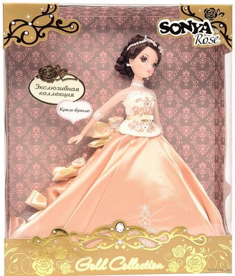 "Кукла ""Соня Роуз. Крем-брюле"""