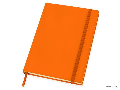 """Блокнот в линейку """"Vision"""" (А6; оранжевый) — фото, картинка"""