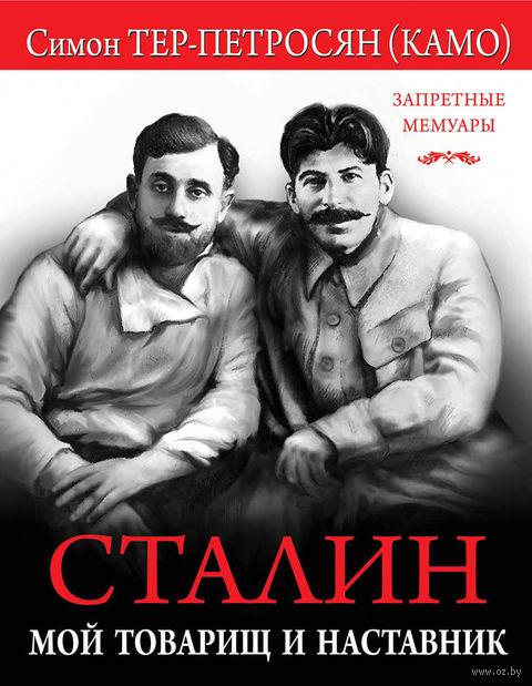 Сталин. Мой товарищ и наставник — фото, картинка