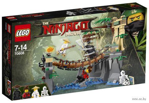 "LEGO The Ninjago Movie ""Битва Гармадона и Мастера Ву"" — фото, картинка"