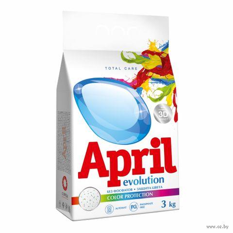 """Стиральный порошок """"Evolution. Color Protection"""" (3 кг) — фото, картинка"""