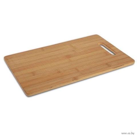 Доска разделочная деревянная (250х400 мм) — фото, картинка