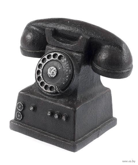 """Статуэтка """"Телефон"""" (207х130х182 мм)"""