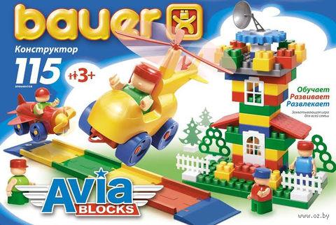 "Конструктор ""Avia Blocks"" (115 деталей; арт. 245) — фото, картинка"