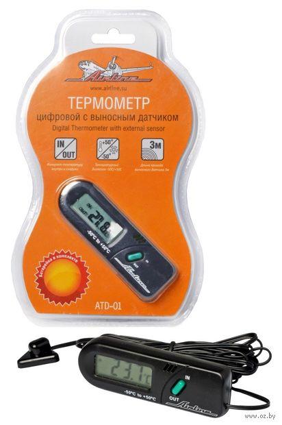 Термометр цифровой (арт. ATD-01) — фото, картинка