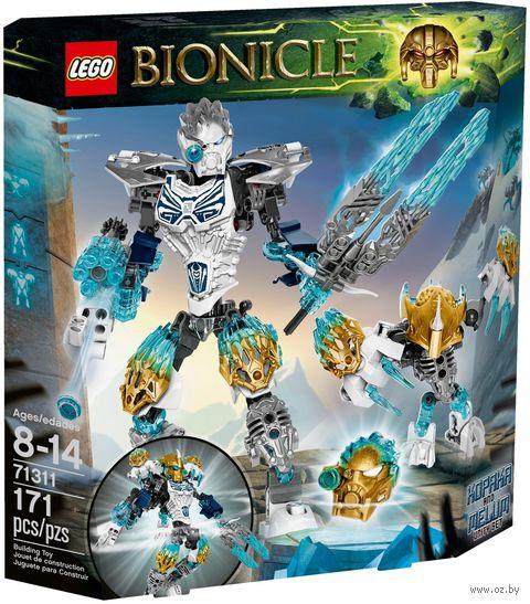 """LEGO Bionicle """"Копака и Мелум - Объединение Льда"""""""