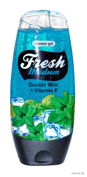 "Гель для душа ""Double Mint + Vitamin Е"" (250 мл)"