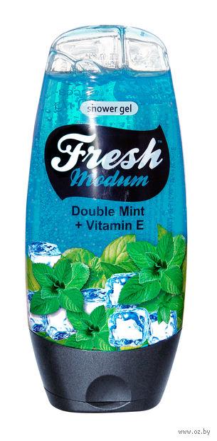 "Гель для душа ""Double Mint + Vitamin Е"" (250 мл) — фото, картинка"