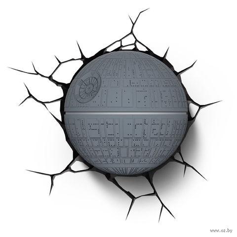 Декоративный светильник - Звездные войны. Звезда смерти
