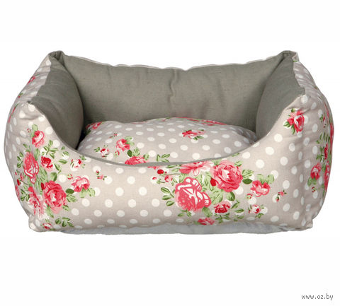 """Лежак для животных """"Rose"""" (40x45 см)"""