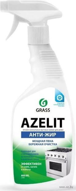 """Гель для чистки кухонных плит """"Azelit"""" (600 мл) — фото, картинка"""