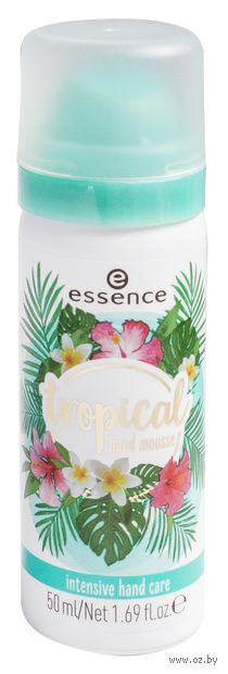 "Мусс для рук ""Tropical Hand Mousse"" (50 мл) — фото, картинка"