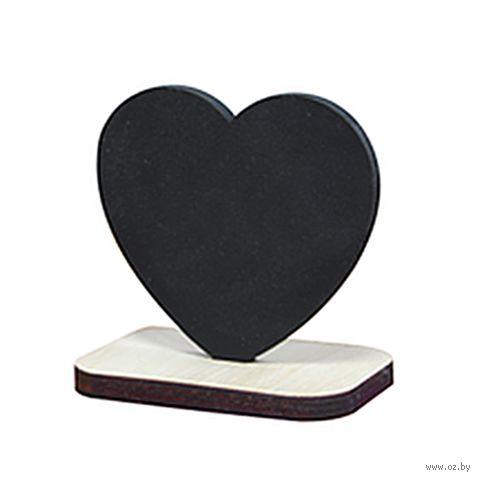 "Грифельная доска ""Сердце"" — фото, картинка"
