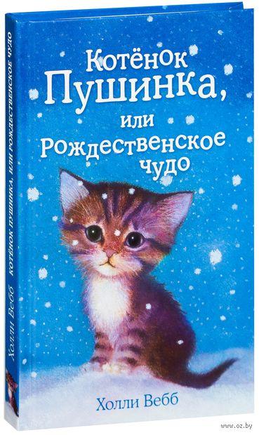 Котёнок Пушинка, или Рождественское чудо — фото, картинка