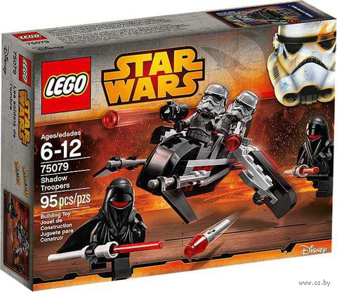 """LEGO Star Wars """"Воины Тени"""""""