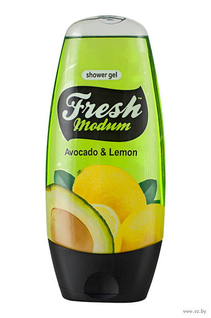 "Гель для душа ""Avocado + Lemon"" (250 мл)"