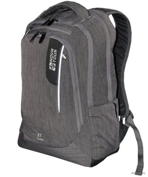 "Рюкзак ""Код 27"" (27 л; серый) — фото, картинка"